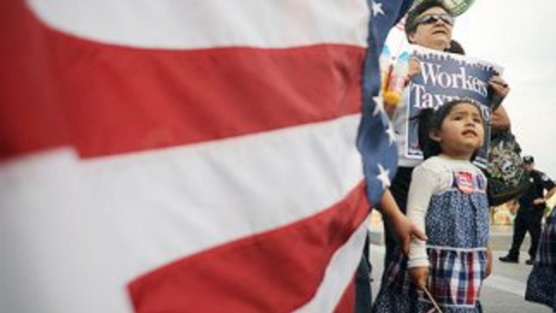 Los resultados en materia migratoria para el Presidente Barack Obama son...