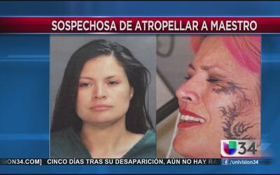 Mujer acusada de asesinato se tatúa la cara para evitar ser arrestada en...