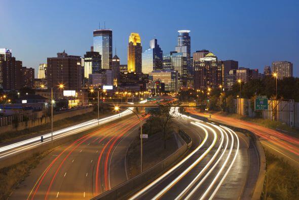 Minnesota - Índice 59.4  - Preescolar: 46.4% edades 3 y 4 inscritos en l...