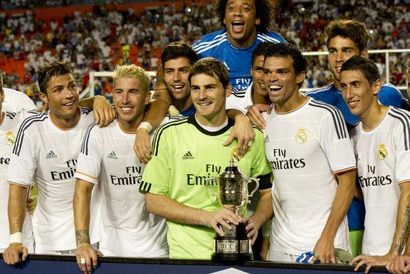 LOS OBJETIVOS  Es claro que Real Madrid y Barcelona pelean por el título...