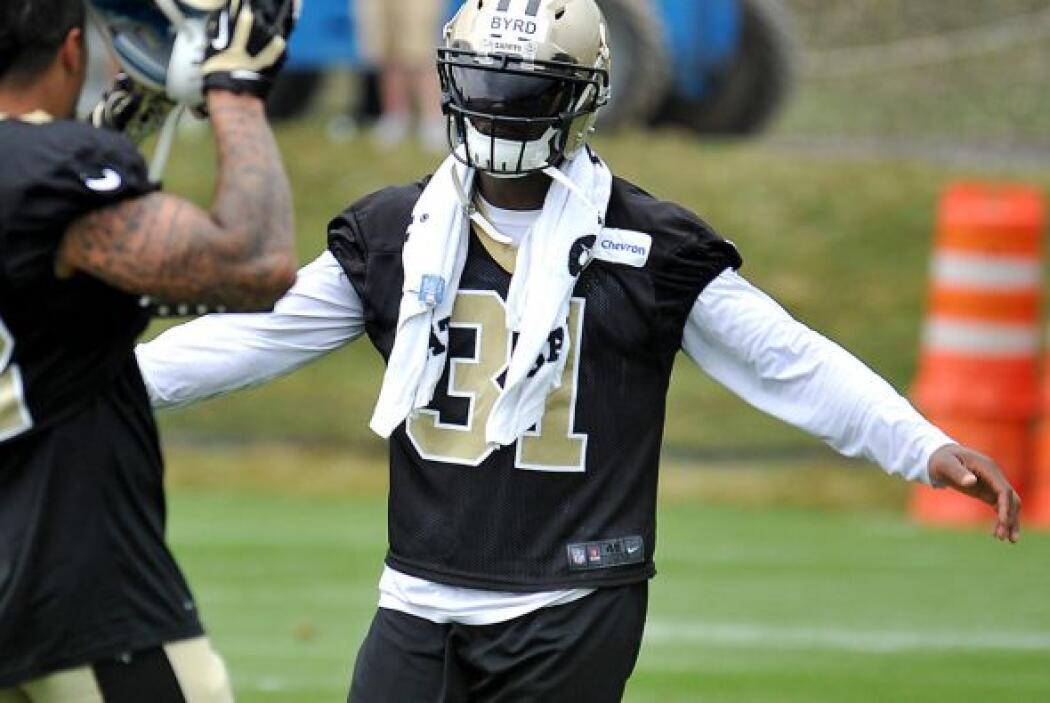 Profundo: Jairus Byrd, New Orleans Saints.