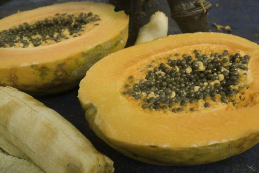 Papaya La papaya es una fruta maravillosa con numerosos beneficios nutri...