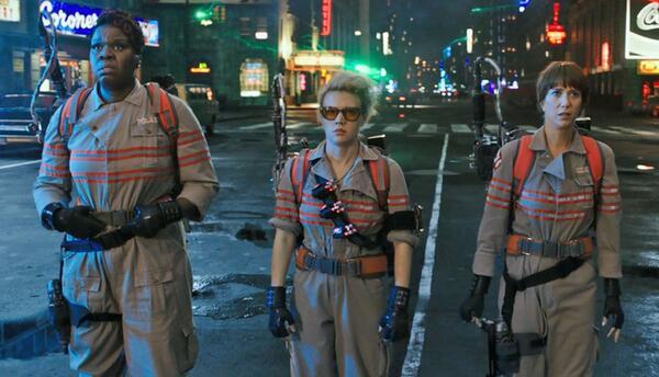 'Ghostbusters': súper batalla