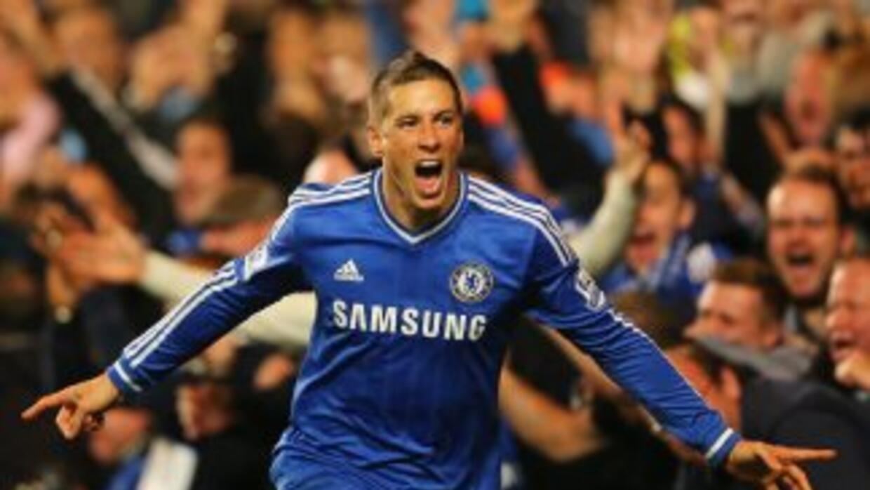 El 'Niño' marcó el gol de la victoria 'Blue' al minuto 90.