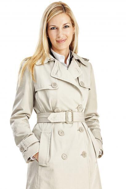 El abrigo adecuado. No lleves abrigos que sean de calle, como las chaque...