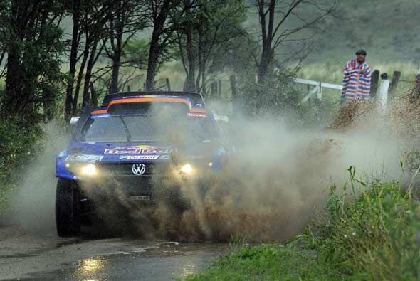 El norte de Argentina se ha convertido en el escenario ideal del Rally D...
