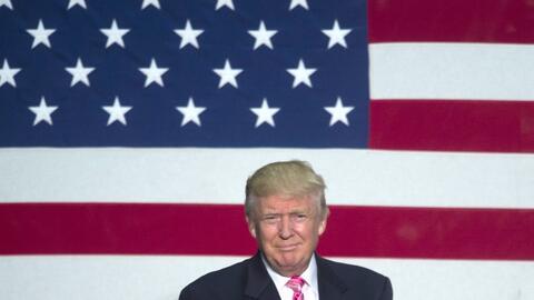 Donald Trump el tema de la inmigración ilegal en EEUU