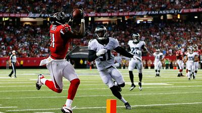 Highlights Temporada 2015 Semana 1: Atlanta Falcons 26-24 Philadelphia E...