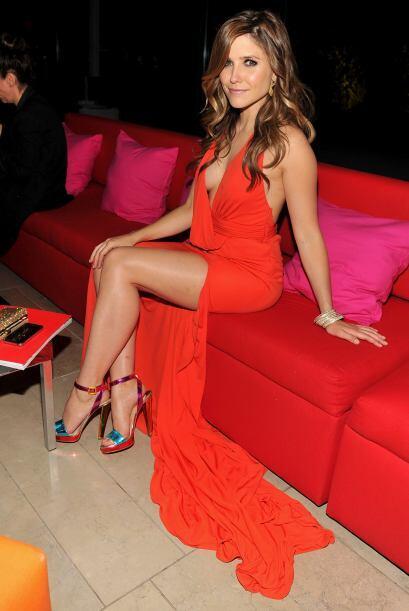 """30. Sophia Bush La actriz de """"One Tree Hill"""" tiene piernas kil..."""