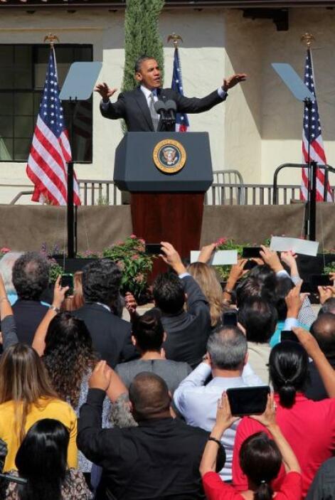 El año pasado el presidente Barack Obama celebró el establecimiento del...