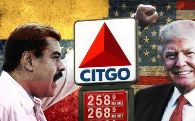 Maduro, Citgo y Trump