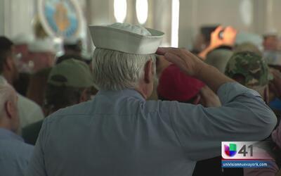 Nueva York rinde tributo a los caídos en Memorial Day
