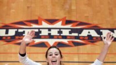 Las chicas de voley de UTSA ganaron la Conferencia Southland.