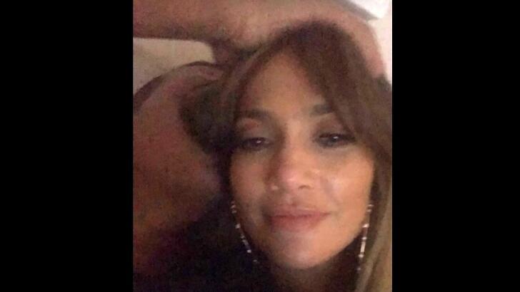 Esta es la foto que Jennifer López borró de su cuenta de Instagram y en...