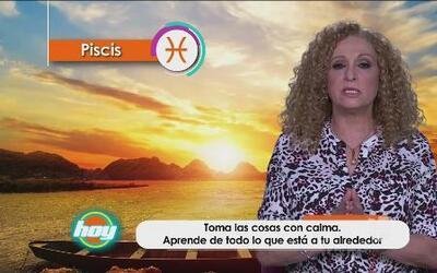Mizada Piscis 25 de julio de 2016