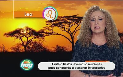 Mizada Leo 10 de octubre de 2016