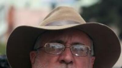 """El poeta Javier Sicilia denunció que los legisladores han """"traicionado""""..."""