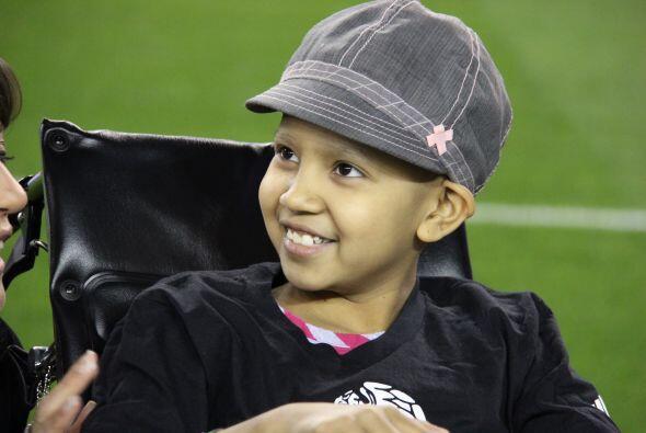 Univision Arizona también invitó a Fátima, niña de nueve años sobrevivie...