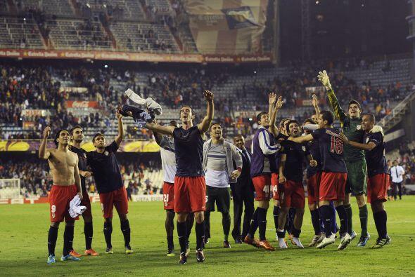 De esta manera, Atlético de Madrid y Athletic de Bilbao, dos clubes espa...