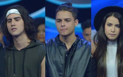 Félix Gabriel, Brian y Zhamira nos revelan cómo piensan destacar en los...