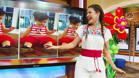 Ana Patricia nos prendió con este reggaetón dedicado a Giulietta y a Fra...