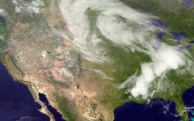 Alerta, se esperan más tornados en el centro del país