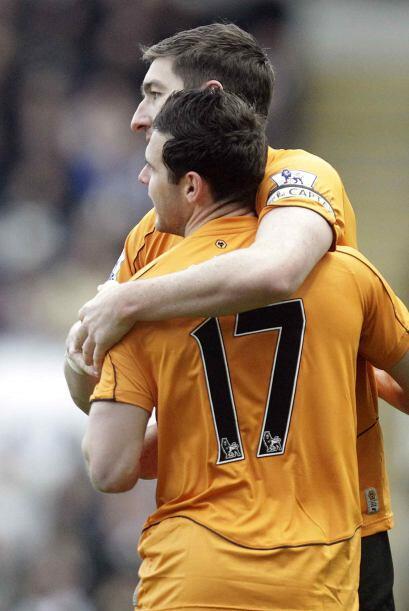 Jarvis es de lo mejor con lo que cuenta el Wolverhampton.