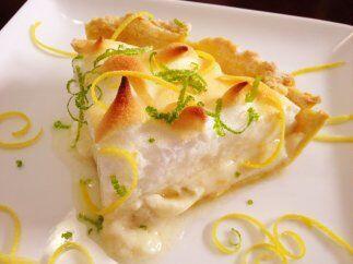 'Pie' de limón casero: Receta tradicionalmente familiar de 'pie' de limó...