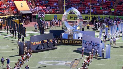 Pro Bowl 2015 en Honolulu.