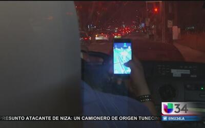 Autoridades advierten no jugar Pokémon Go al volante