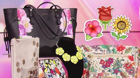 Vístete con la primavera: Aprende a combinar un estampado floral