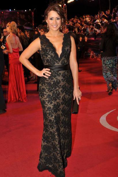 13. Melissa Marti- Un vestido de encaje puede resultar o muy ordinario o...