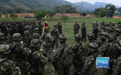 Colombia sigue buscando a los periodistas desaparecidos en condiciones e...