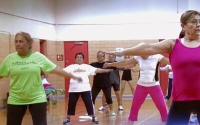 Ejercítate bailando para mejorar tu salud