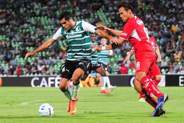 Para que Santos (también con 22 puntos y peor diferencia de goles...