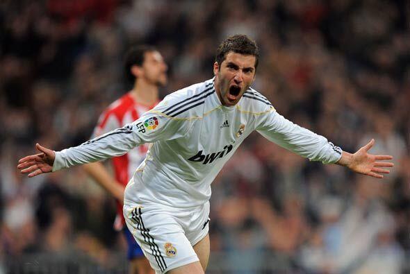 El 'Pipita' siguió con su racha goleadora y llegó a 20 tantos anotados e...