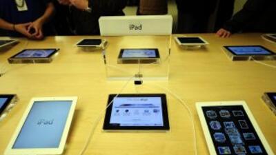Los productos Apple sufrieron un revés en China.