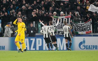 Juventus, Dinamo Zagreb