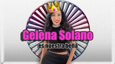 Mira las mejores fotos de nuestra bella Gelena.