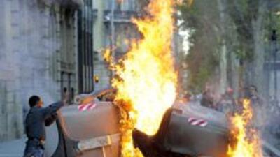 España, a medio gas por la huelga general 38b7344d647841f9b9f438a5753390...