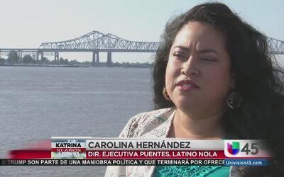 Tras Katrina, nuevo comienzo para hispanos