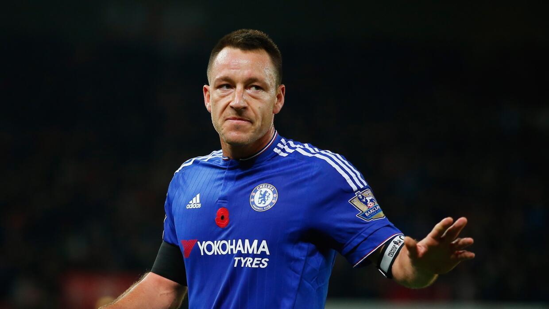 Terry dejará el Chelsea el próximo verano