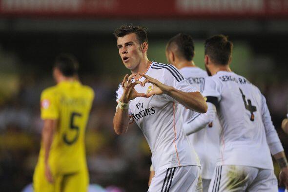 El Madrid empató el marcador con el estreno de Gareth Bale quien se barr...