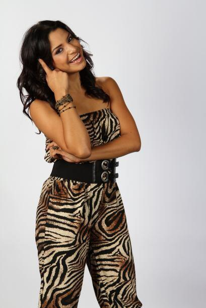 Shakira Barrera es nicaragüense y audicionó en Nueva York. A...