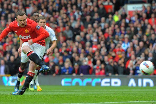 El delantero y seleccionado inglés lo hizo de forma correcta.