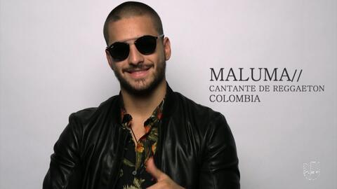 Maluma y sus confesiones de estilo (que van de sus boxers a la bandeja p...