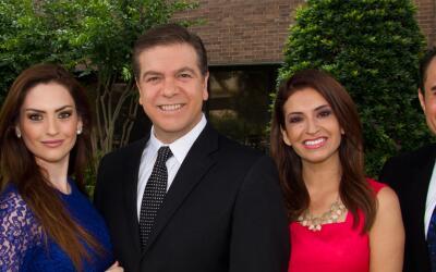 Presentadores de Univision 45, Houston