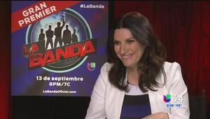 "Laura Pausini será honesta en ""La Banda"""