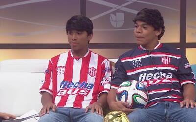 De Quintana para Argentina a jugar fútbol