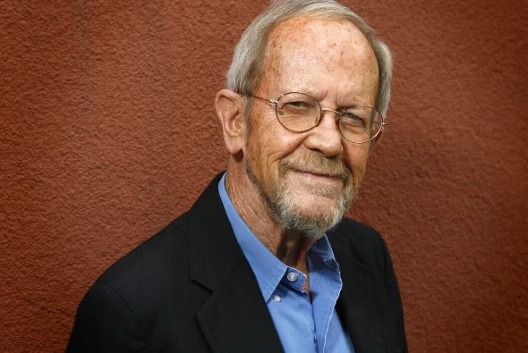El renombrado autor Elmore Leonard dijo adiós el martes 20 de agosto a l...